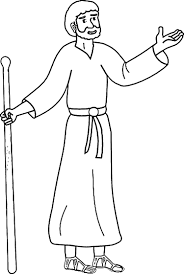 Apostle Paul Coloring Page 02 Wecoloring