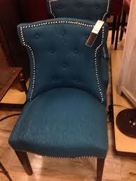 incredible navy blue accent chair home design ideas pea