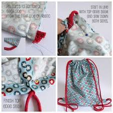 diy drawstring bag best of 377 best sewing time backpacks diaper bags images on of