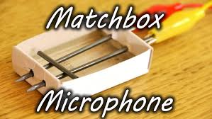 How To Macke How To Make A Diy Matchbox Microphone Pepes How Tos