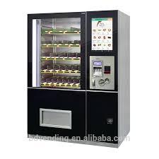 Fresh Food Vending Machine New Zl4848fresh Food Vending Machine With Elevator Touch Screen
