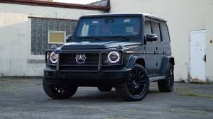Black g wagon for sale. 2020 Mercedes Benz G550 Review Eminently More Livable Roadshow
