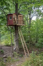 Treehouses for kids Fun Resolve40 Prefab Treehouse For Kids
