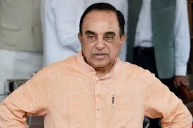 'Is he tracing it to the Constitution?' Subramanian Swamy reacts to ...