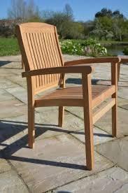 teak garden chairs and outdoor living