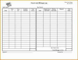 Spreadsheet Mileage Template Form Puttesradio Tk Sheet Emergentreport