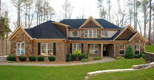 marvelous stunning brick home designs ideas photos interior design one story homes red brick homes
