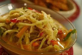 Resep Masakan Sayur Tumis Labu Siam