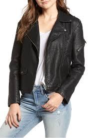 lira clothing camaro faux leather jacket