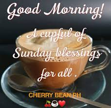 Freshly brewed coffee is the best way to start off your day or to get you through a particularly long afternoon. Cherry Bean Ph Blessed Sunday Coffee Lovers Facebook