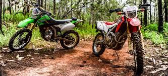 honda crf250l vs kawasaki klx250s ride expeditions