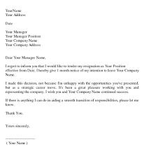 cover letter resignation letter template resign letter sample cover letter how to write a resigning letter gopitch co resignation letter template