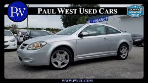 Chevrolet Cobalt 2LT For Sale in Gainesville FL