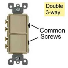how to wire switches wire double 3 way switch