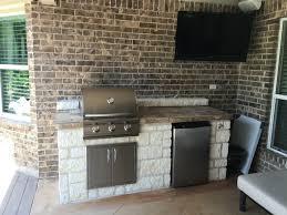 Ember Ember Outdoor Kitchens Austin - Outdoor kitchen austin