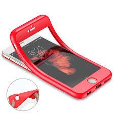 <b>Cyato</b> Luxury TPU <b>Silicone</b> Flexible Soft 360 Full Body Protective ...