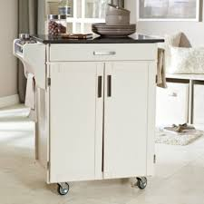 Kitchen Serving Cart On Wheels