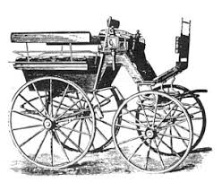 Image result for wagonette carriage drawings