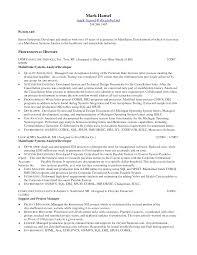 Mainframe Sample Resume Resume Peppapp