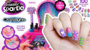 do kids nail polish toys really work