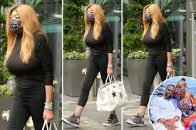 Wendy Williams Looks Glum Leaving For ...