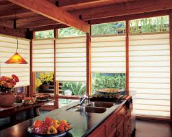 vignette tailored modern roman shades with easyrise cord loop