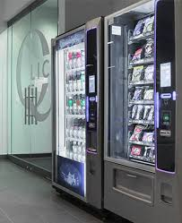 High Tech Vending Machine Custom Profit From Your NYC Venue With A Full Service Vending Machine IFOD