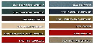 66 Mustang Color Chart 1968 Mustang Interior Factory Color Options Mustang