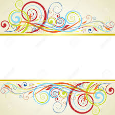 Fancy Background Design Background Floral Frame Design Royalty Free Cliparts Vectors And