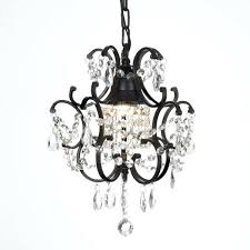 black mini chandelier gallery 1 light black crystal mini chandelier small black chandelier for black mini chandelier
