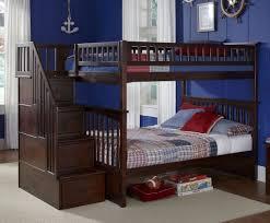 Bedroom: Inspiring Full Size Loft Bed For Navy Themed Boys Bedroom - Full  Size Loft