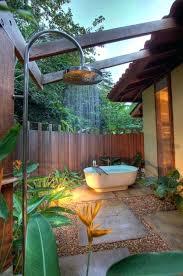 outdoor bathtub ideas s ccept rustic outdoor bathroom ideas outdoor bathtub ideas