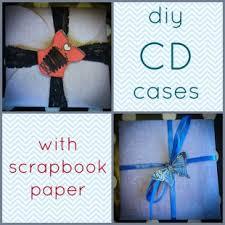 Making A Cd Case Diy Cd Cover