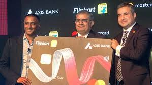 Axis bank has a 3 step grievance redressal system to ensure exceptional customer satisfaction. Axis Bank Eyes Bigger Credit Card Pie Ties Up With Flipkart