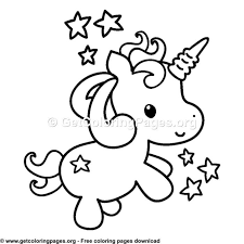 The unicorn coloring pages also available in pdf file that you can download for free. 103 Cute Cartoon Baby Unicorn Coloring Pages Unicorn Coloring Pages Coloring Pages Baby Unicorn
