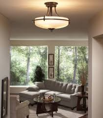 home office lights. flush ceiling lights living room adorable design home office for
