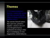 the black cat symbolism essay docoments ojazlink black cat essay