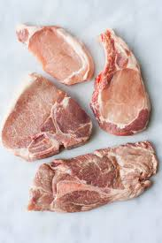 Lean Cuts Of Pork Chart A Complete Guide To Pork Chops Kitchn