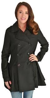 urban republic juniors long wool peacoat coat plus