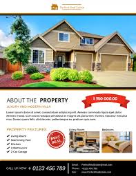 the best real estate flyer for all realty companies real estate flyer 5