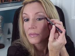 how to wear colored eyeshadow over 50 make hooded eyes pop
