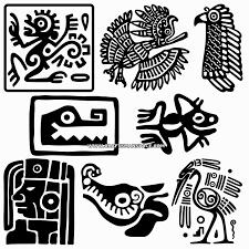 Mayan Patterns Stunning Mayan Designs