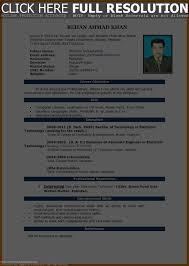 Back Office Executive Resume Sample Resume Work Template
