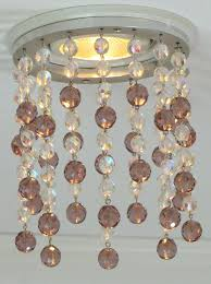beautiful can light chandelier and can light chandelier best interiors images on pot pot light