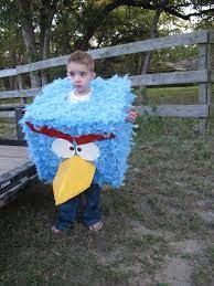Angry Bird Costume! Ice Bird   Angry birds costumes, Bird costume, Costumes