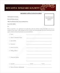 Application Forms Sample Free Printable Job Application Forms Templates Rental Credit Form