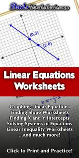 Graphing lines worksheet students will practice using the equation provided to complete a table and sketch a graph for each scenario this relate tables graphs and equations killing zombies and graphing lines worksheet. Graphing Linear Equations Worksheet Answer Key Tessshebaylo
