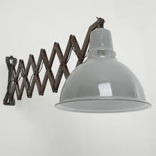 giant communist scissor wall light