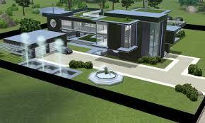 Sims 3 Bedroom Decor Sims 3 Modern House Blueprints