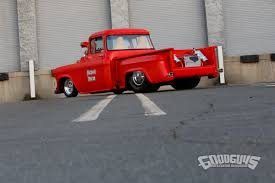 PPG Dream Car 1956 Chevy Pickup: One Person's Definition of a Hot ...